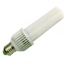 Lampadina LED luce bianca 6 10 W E27 ecologica bulbo bagno casa interno
