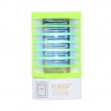Lampada anti zanzare muro insetticida elettrica spina luce esca insetti mosche