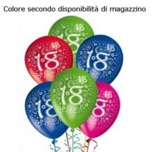30 Palloncini 5 pacchi multicolore lattice grandi festa party compleanni natale