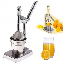 Spremiagrumi a leva a mano in acciaio spremi agrumi arance limone professionale