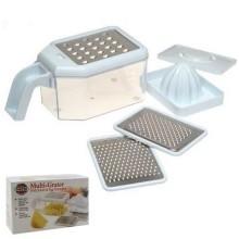 Grarttuggia universale spremiagrumi separa uova formaggio agrumi manico