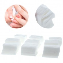 500 Salviettine rimozione smalto trucco struccanti pulizia unghie preparazione