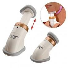 Riduttore doppio mento molla trattamento collo pelle regolabile resistenza