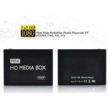 MINI TV MEDIA PLAYER - HD,HDMI,USB,SD,AV