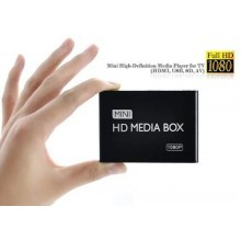 MINI TV MEDIA PLAYER - HD,HDMI,USB,SD,AV