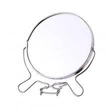 2x Specchio make up lato ingrandimento trucco base rotante 360 bagno casa tavolo