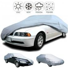 Telo copriauto impermeabile copertura copri auto pvc anti pioggia sole - 3 misure disponibili