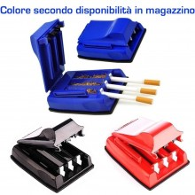 Macchinetta riempi sigarette riempi tubo macchina automatica sigaretta tabacco