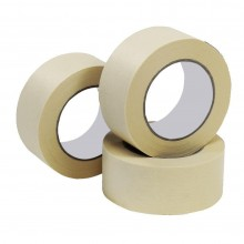 36x Nastro adesivo carta 50X50 bianco36 pezzi imballaggio maschera DIY