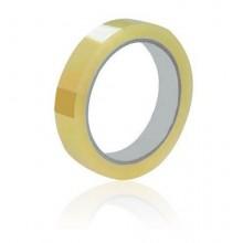 36x Nastro adesivo 45X275 resistente giallo trasparente imballo pacchi