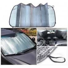 Tendina parasole avvolgibile PVC auto finestrino ventose sole macchina 40 x 60