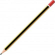 6x Gomme grandi scuola cancellare bianca matita bambini rettangolare correttiva