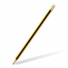 18x matite scuola ufficio disegno grafite mina HB tempera astuccio bambini