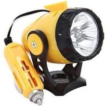 Torcia magnetica calamita carrozzeria auto presa accendisigari LED orientabile