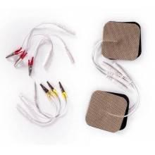 Kit Elettrostimolatore corpo massaggiatore agopuntura terapia tonificazione body