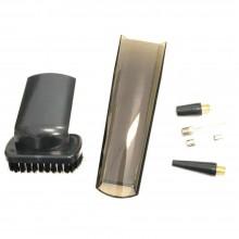 Aspirapolvere BLU compressore auto pulizia liquidi 120W led pressione gomme