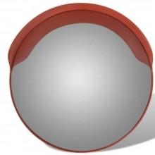 Specchio traffico convesso aracione anti rottura esterni 60 cm sicurezza strada