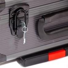 Valigetta bussole TORX maschio femmina auto 16 pz chiavi bussola 1/2 bulloni