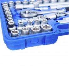 Set cassetta 108 attrezzi professionale portautensili attrezzo utensili viti kit