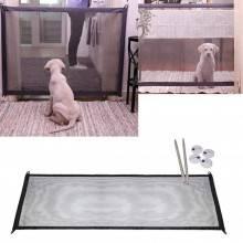 Cancelletto cane recinto casa protezione regolabile animale domestico colore