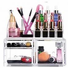 Organizzatore portatrucco cosmetici box trucchi make up donna 18290 accessori