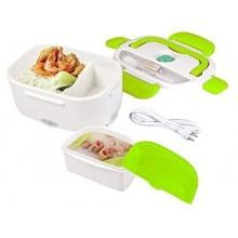Scaldavivande Elettrico Portatile ideale per il pranzo in ufficio Portavivande Lunch Box Portapranzo termico