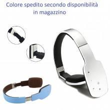 Cuffie senza fili Bluetooth ricaricabile cuffia auricolare senza fili wireless