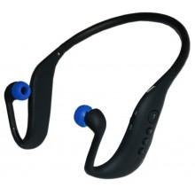 Sport Cuffie con Lettore MP3 Incorporato per Micro SD + Radio FM