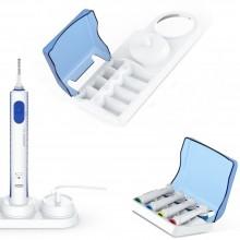 Porta spazzolino elettrico base caricatore compatibile con oral-b supporto