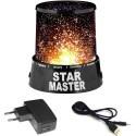 Proiettore led di stelle da tavolo led Star Master effetto cielo stellato costellazioni lampada bimbi