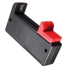 Tester misuratore per batterie AA - AAA - C - D - 9V - 1,5V misuratore Volt universale