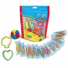 Didò tuttocolori busta richiudibile bambini 7 salsicciotti FILA accessori creare