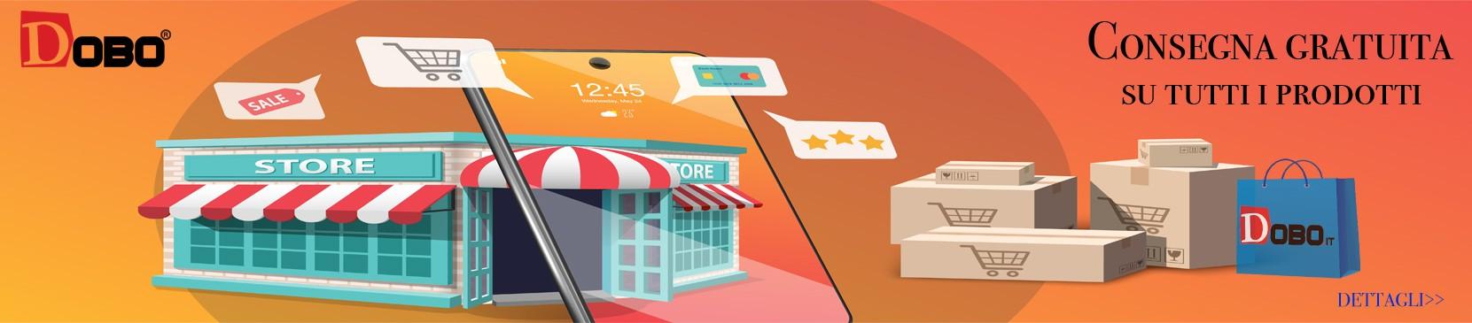 DOBO.it - Tantissimi prodotti ad un prezzo piccolo in 24 ore a casa tua
