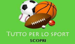 Cerchi articoli per lo sport e il tempo libero? Clicca QUI