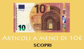 Cerchi articoli a meno di 10€ spedizione inclusa? Clicca QUI